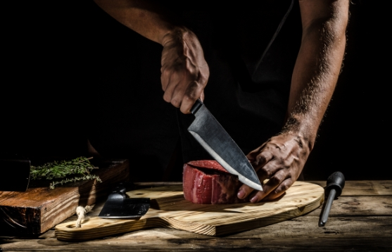 Photo de découpe de viande
